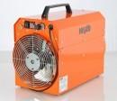 Byggtork, gasoldriven -30 kW